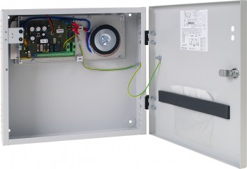 Síťový zdroj 24VDC/2A, 17 Ah EN 54-4/A2, ZSP135-DR - VÝPRODEJ