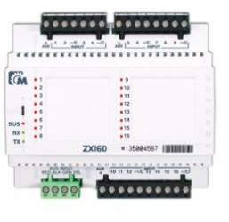 ZX16D Expander 16 zón pro EVO