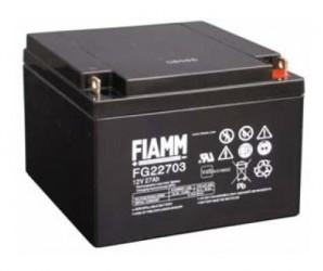 Fiamm FG22703 (12V/27,0Ah - M5) - VÝROBA UKONČENA