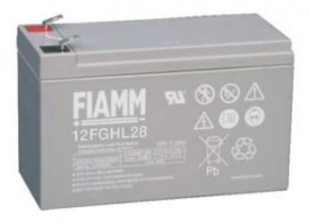 Fiamm 12 FGHL 28 (12V/7,2Ah - Faston 250)