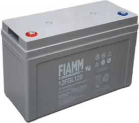 Fiamm 12 FGL120 (12V/120Ah/10let) SLA baterie