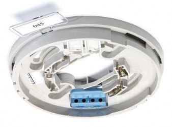 3312F - patice pro analogové detektory s Fast konektory