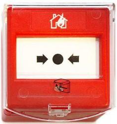4433 - adresovatelný tlačítkový hlásič s izolátorem